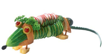 Cucumber MouseSandwich